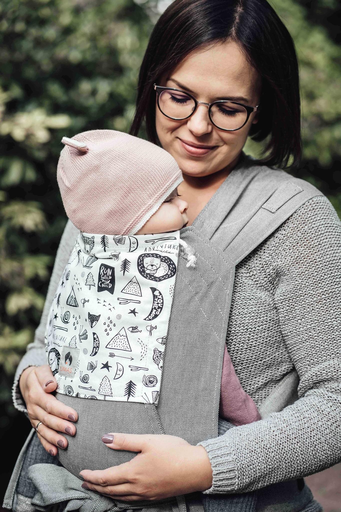 Limas Babytrage Abenteuer