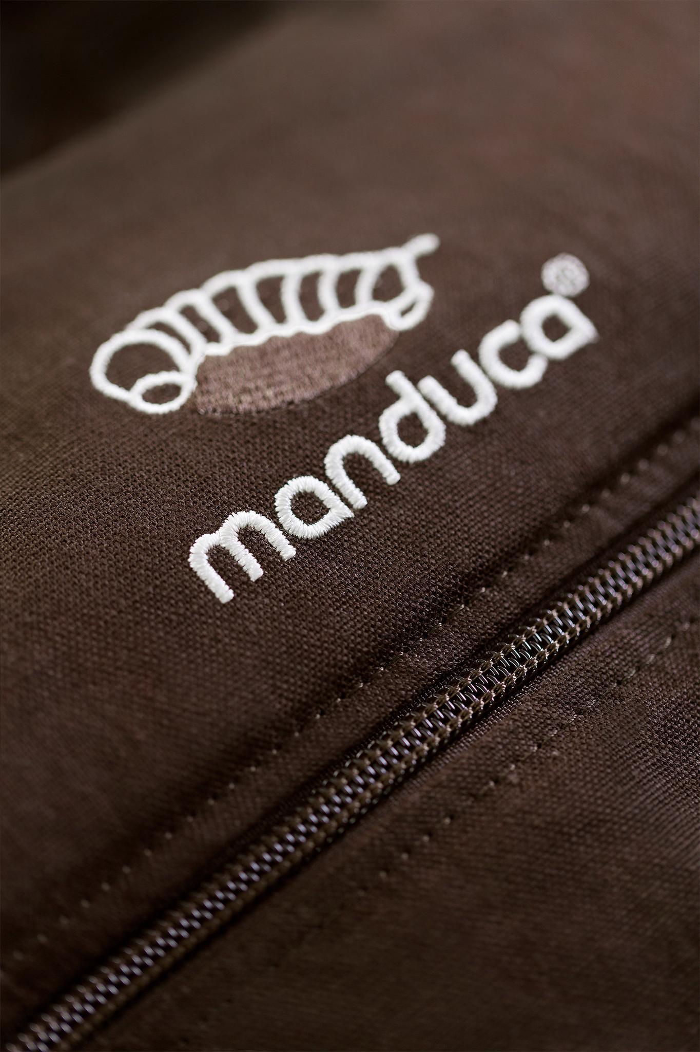 Manduca FIRST Hanf/Baumwolle braun